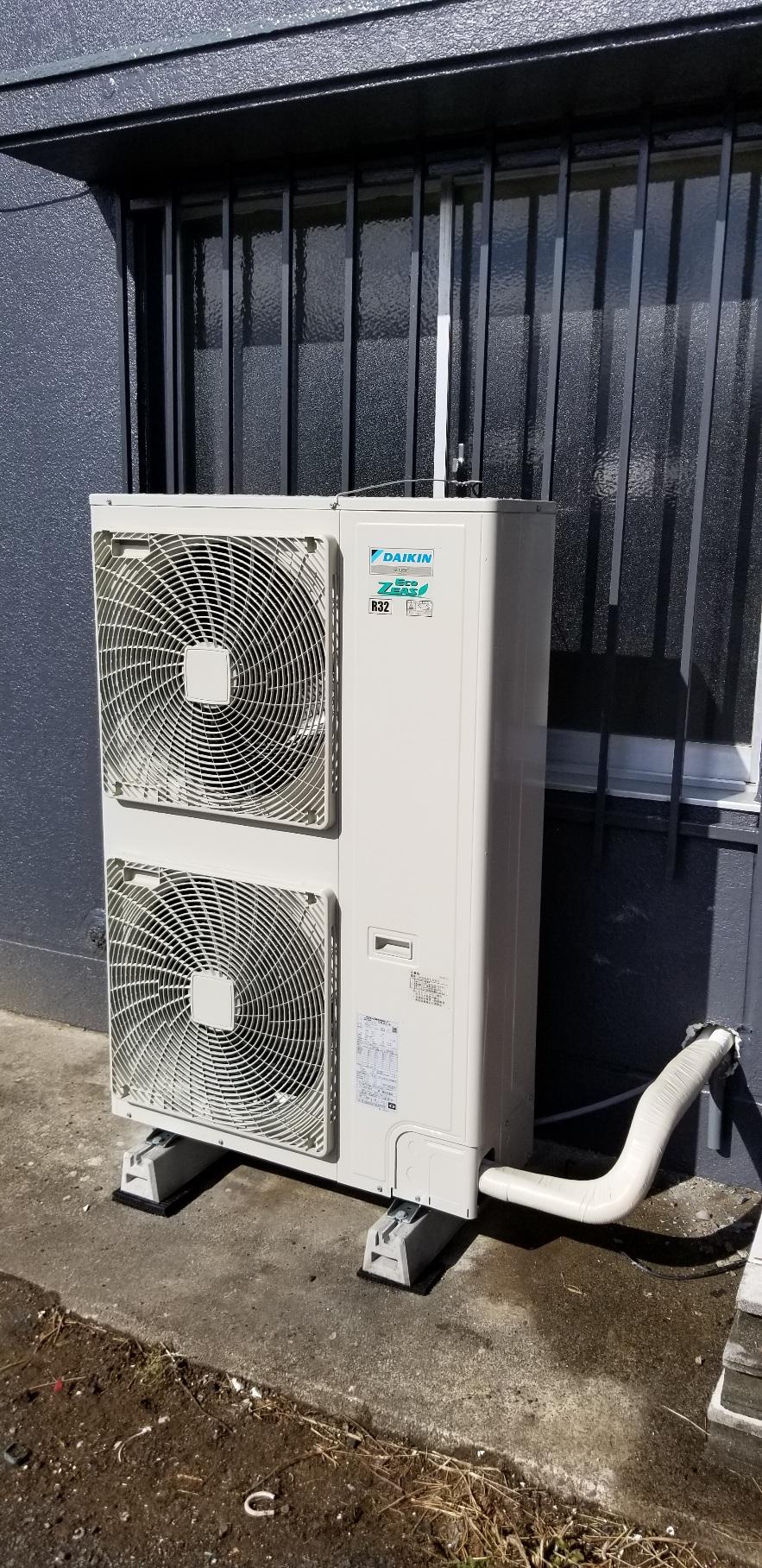エアコンのトータルコーディネートが可能です!