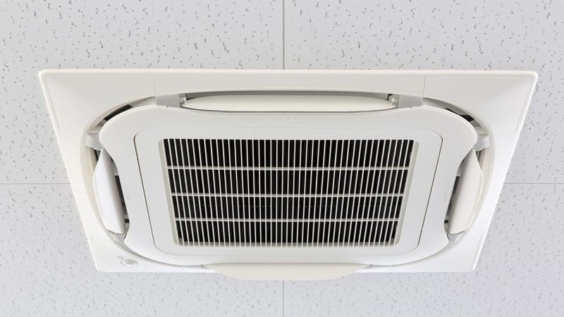 家庭用エアコンとパッケージエアコンの違い