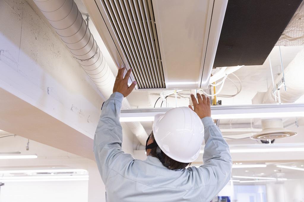 空調のバランス改善で快適!効きの悪さや温度ムラのお悩み解決